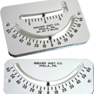 Inclinómetro individual y doble